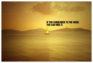 Surrender (wind)